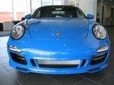 2011 Porsche 911 Pure Blue