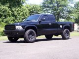 2003 Black Dodge Dakota Sport Club Cab 4x4 #50601096