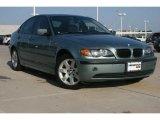 2003 Grey Green Metallic BMW 3 Series 325i Sedan #50601233
