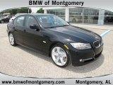 2011 Jet Black BMW 3 Series 335i Sedan #50601101