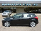 2012 Tuxedo Black Metallic Ford Focus SEL 5-Door #50601116