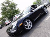 2008 Black Porsche 911 Carrera Cabriolet #50600828