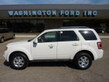 2009 White Suede Ford Escape Limited V6 4WD #50601129