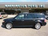 2010 Tuxedo Black Ford Flex Limited AWD #50601132