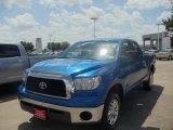 2008 Blue Streak Metallic Toyota Tundra Double Cab #50601432