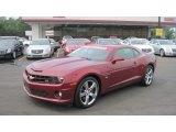2010 Red Jewel Tintcoat Chevrolet Camaro SS Coupe #50601155