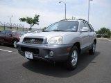 2004 Pewter Hyundai Santa Fe LX #50601457