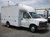 2003 GMC Savana Cutaway 3500 Commercial Utility Van