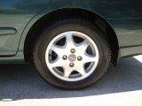 Hyundai Sonata 2001 Wheels and Tires