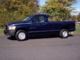 2006 Patriot Blue Pearl Dodge Ram 1500 ST Regular Cab #5054727