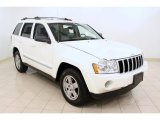 2006 Stone White Jeep Grand Cherokee Limited 4x4 #50601327
