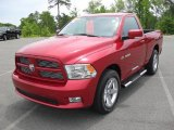 2010 Dodge Ram 1500 Sport Regular Cab 4x4 Data, Info and Specs