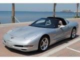 1998 Chevrolet Corvette Sebring Silver Metallic