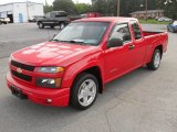 2005 Chevrolet Colorado LS Extended Cab Data, Info and Specs