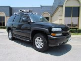 2004 Black Chevrolet Tahoe LS 4x4 #50649146
