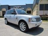 2007 Zermatt Silver Metallic Land Rover Range Rover Supercharged #50649153