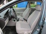 2010 Chevrolet Cobalt XFE Sedan Gray Interior
