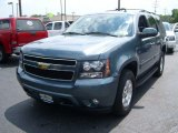 2010 Blue Granite Metallic Chevrolet Tahoe LT 4x4 #50648755