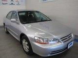 2002 Satin Silver Metallic Honda Accord EX Sedan #50649176