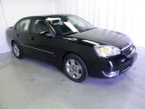 2007 Black Chevrolet Malibu LT Sedan #50649182