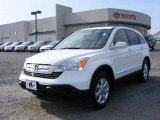 2007 Taffeta White Honda CR-V EX-L 4WD #5054686