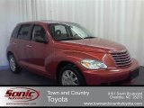 2007 Inferno Red Crystal Pearl Chrysler PT Cruiser Touring #50649209