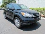 2011 Crystal Black Pearl Honda CR-V SE #50648792
