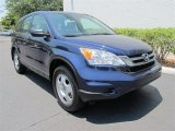 2011 Royal Blue Pearl Honda CR-V LX #50648794