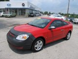 2007 Victory Red Chevrolet Cobalt LS Coupe #50649214
