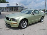 2005 Legend Lime Metallic Ford Mustang GT Deluxe Coupe #50649215