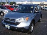 2008 Glacier Blue Metallic Honda CR-V LX 4WD #50648805