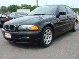 2001 Jet Black BMW 3 Series 325i Sedan #50648819