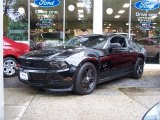 2011 Ebony Black Ford Mustang V6 Coupe #50649383