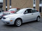 2005 Liquid Grey Metallic Ford Focus ZX3 SE Coupe #50649384
