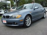 2004 Steel Blue Metallic BMW 3 Series 330i Coupe #50648820
