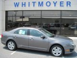 2011 Sterling Grey Metallic Ford Fusion SE V6 #50649236