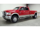 2011 Dodge Ram 3500 HD Laramie Crew Cab 4x4 Dually