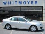 2011 Ingot Silver Metallic Ford Fusion SE #50649244
