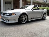 2000 Silver Metallic Ford Mustang Saleen S281 Convertible #50649267