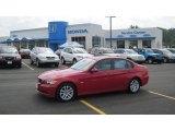 2007 Crimson Red BMW 3 Series 328i Sedan #50649084