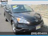 2009 Crystal Black Pearl Honda CR-V LX 4WD #50690823