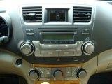 2010 Toyota Highlander Hybrid 4WD Controls