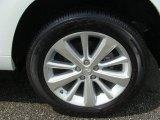 2010 Toyota Highlander Hybrid 4WD Wheel