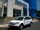 2008 Taffeta White Honda CR-V EX-L 4WD #50690836