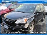 2009 Crystal Black Pearl Honda CR-V LX 4WD #50690841