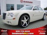 2008 Cool Vanilla White Chrysler 300 Touring DUB Edition #50690404