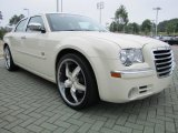 2008 Chrysler 300 Cool Vanilla White