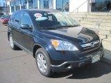 2008 Nighthawk Black Pearl Honda CR-V EX 4WD #50690738