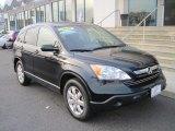 2008 Nighthawk Black Pearl Honda CR-V EX 4WD #50690739