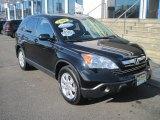 2008 Nighthawk Black Pearl Honda CR-V EX-L 4WD #50690745